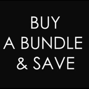Other - BUY A BUNDLE & SAVE